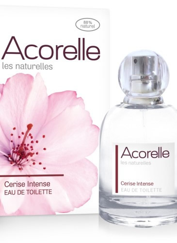 Apă de toaletă Bio Acorelle Cerise Intense, 70 lei/50 ml, www.life-care.com - atenție, dă dependență!...