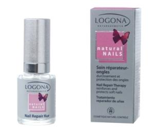Tratament reparator Bio Logona pentru unghii, 60 lei www.life-care.com. Ideal pentru unghiile casante. Intărește unghiile moi si structura acestora in Cu extract de smirna are rol regenerator si previne inflamatiile de origine bacteriana.