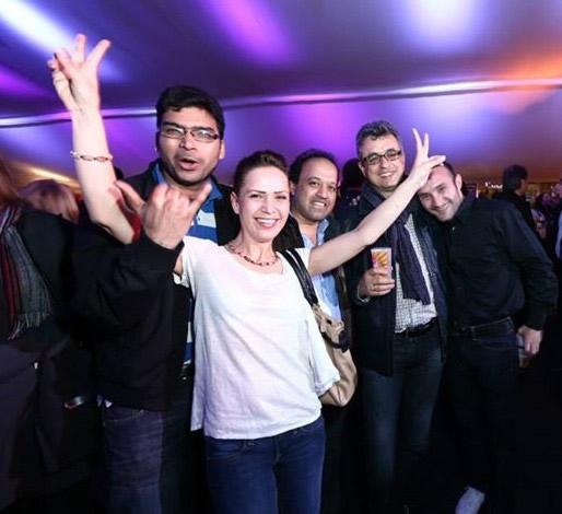 2013, cu noii prieteni la beerfest
