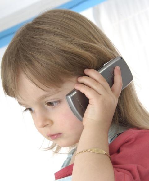folosirea mobilului la copii este periculos