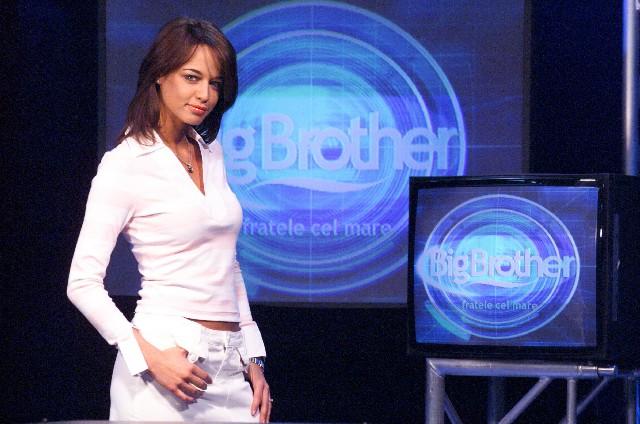 Andreea Raicu la Big Brother