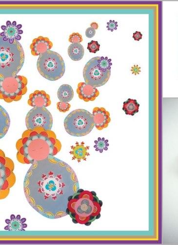 Doll Mandala, http://marienouvellestudio.ro/