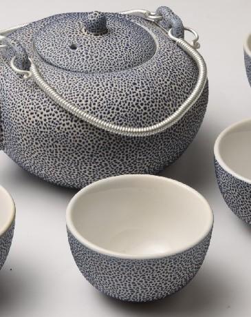 Set ceramică Ceainic cu 4 cesti, origine China 149 lei, Ceainăriile Rendez Vous