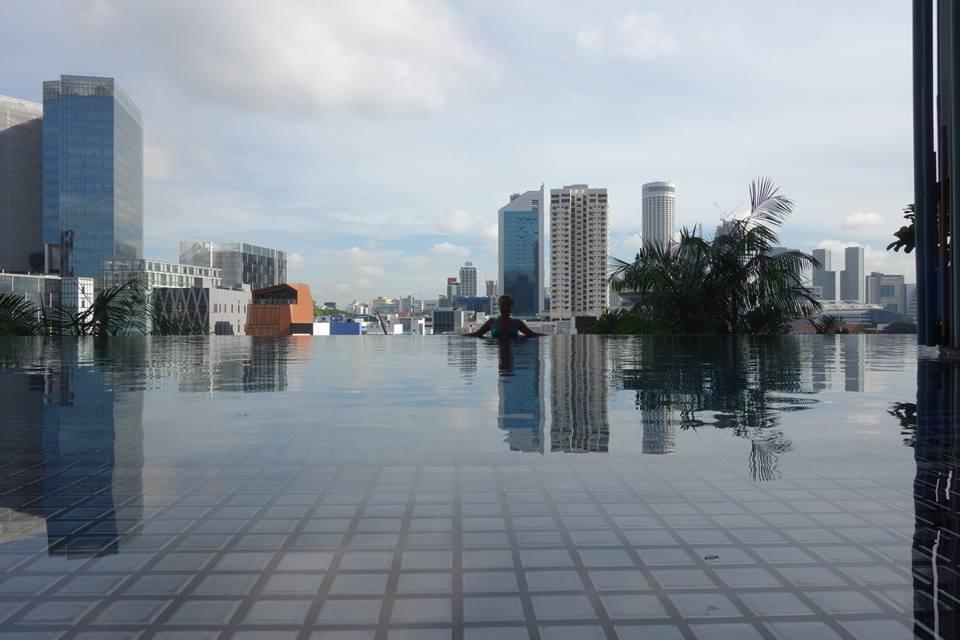 Singapore Parkroyal, foto: DV