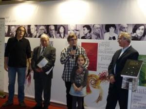 lansarea cărții Fizica povestită Cristian Presură