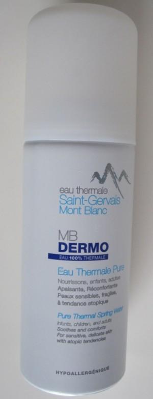 Apa Termală Saint Gervais Mont Blanc