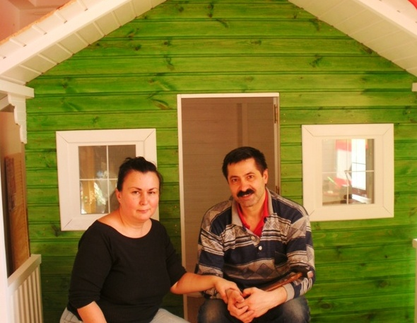 Casuțe Kalman, Dana și Marcel