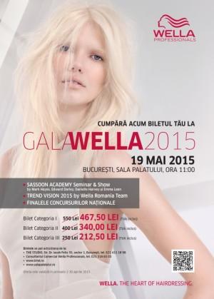 Gala Wella 2015