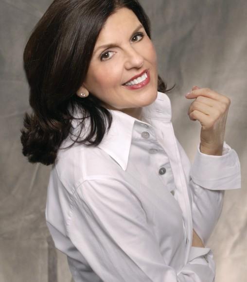 Susan Miller white shirt