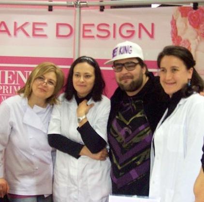 Cake Show Fiera di Vicenza, martie 2012