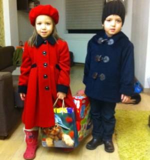 Isadora&Luca Decembrie 2103