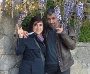 Roxana Creanga expat roman in Italia
