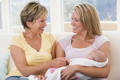 Copiii cresc sănătoși în familii echilibrate emoțional