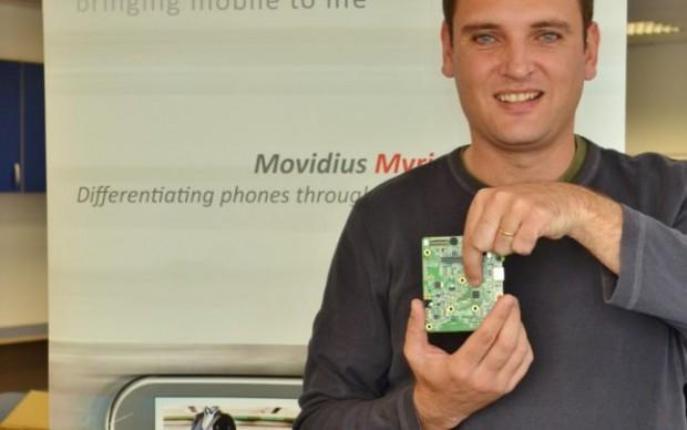 valentin muresan seful Movidius si procesorul Myriad