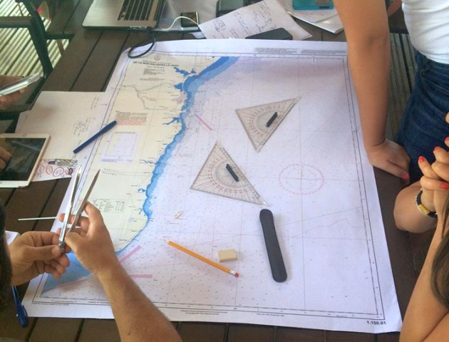 Din știința navigației