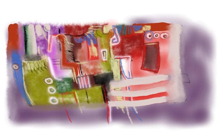 Creație digitală Maria Florea