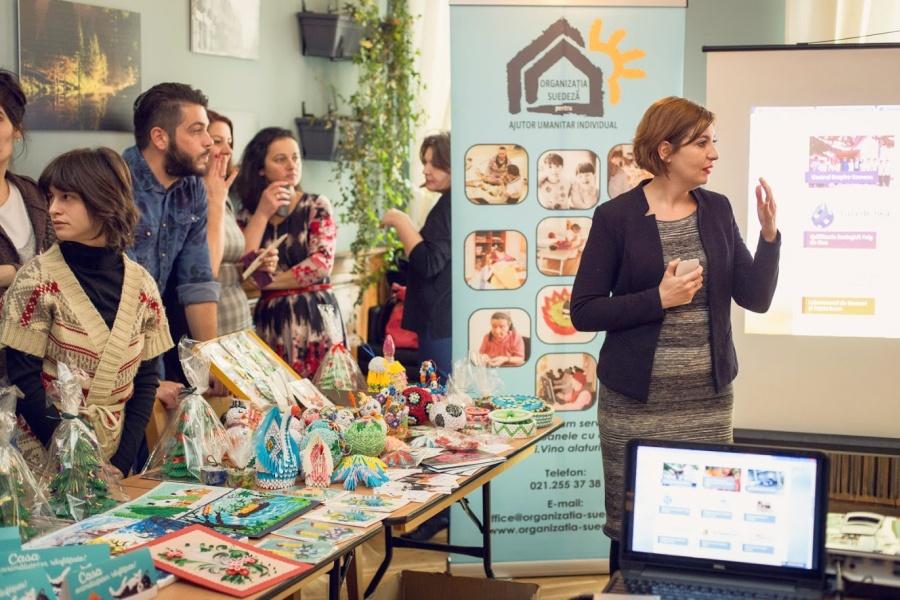 Lansare proiect 9 intreprinderi sociale