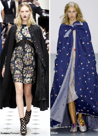 Pelerine 2016 fashionisers.com