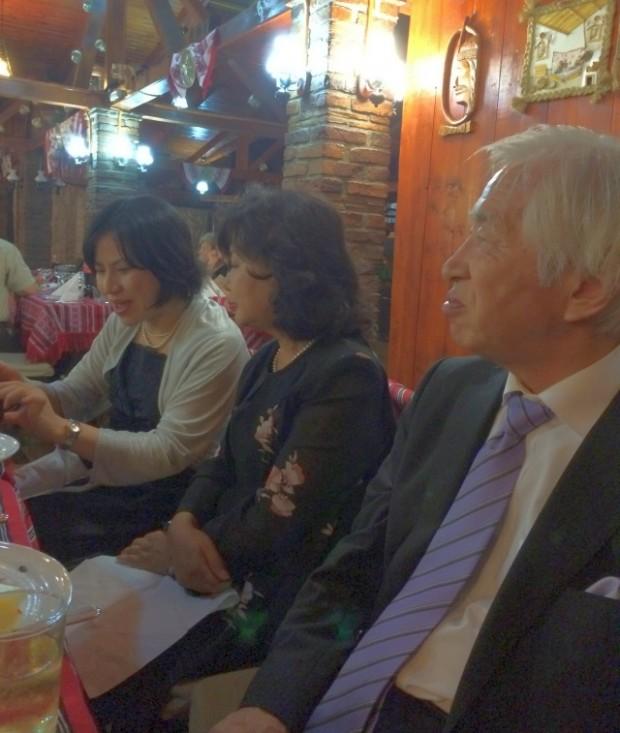 familia Ichikawa la nunta