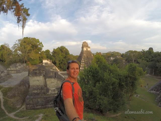 a plecat în jurul lumii, guatemala, tikal national park
