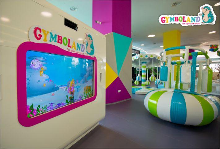 Gymboland-Bucuresti-Mega Mall
