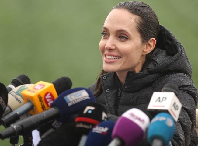 Sfatul vedetelor, Angelina Jolie, Foto © Hepta