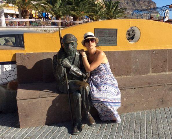 In vacanță în Gran Canaria