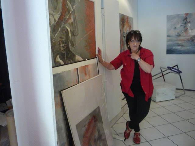 Sofia Frankl, artist grafician la Muzeul Albrecht Dürer