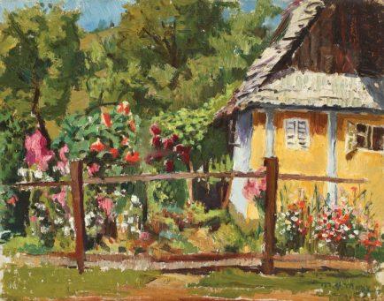 Gradina cu flori, Max Herman Maxy