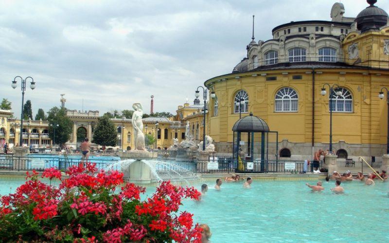SPA la Budapesta