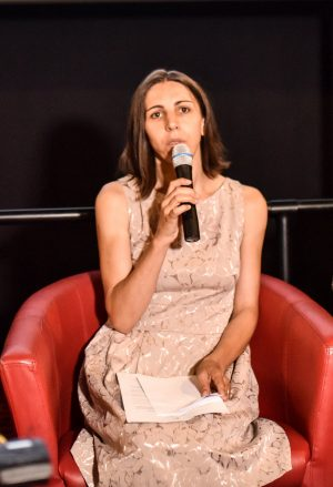 Marinela Debu - Presedinte APAH-RO