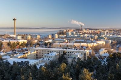 Tampere Finlanda