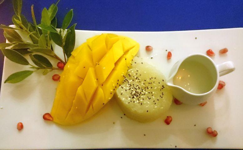 orez cu mango