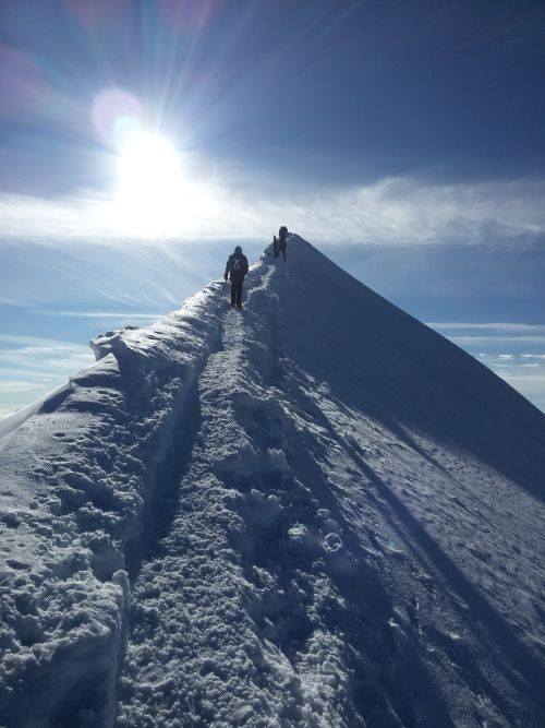 Mont Blanc, Mirela Anastasescu, iulie 2016