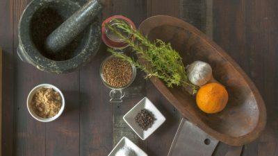 3 condimente folosite ca medicamente