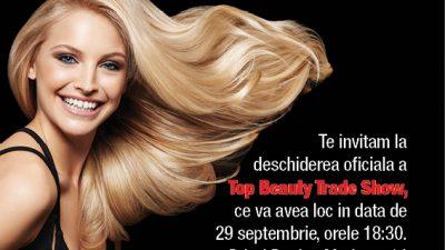 Top Beauty Trade Show 2016 – lansări și surprize