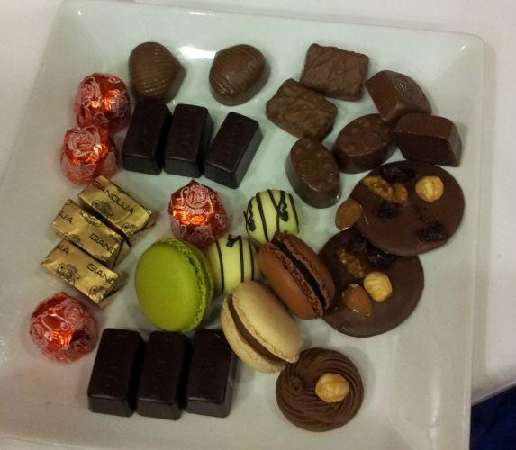 specialități ciocolata belgiană Leonidas