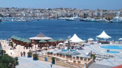 În Malta de Revelion