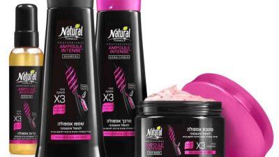 Natural Formula – tratamente pentru părul degradat