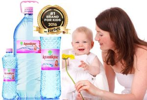 Aquatique cea mai buna apa minerala plata pentru sugari si copii mici