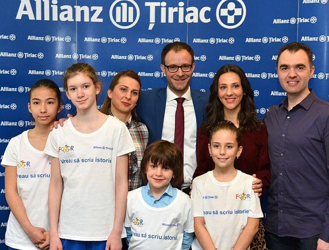 Andreea Răducan, Fundația Olimpică Română