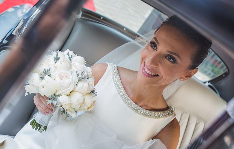 Nunta Andreea Răducan - Daniel Tandreu