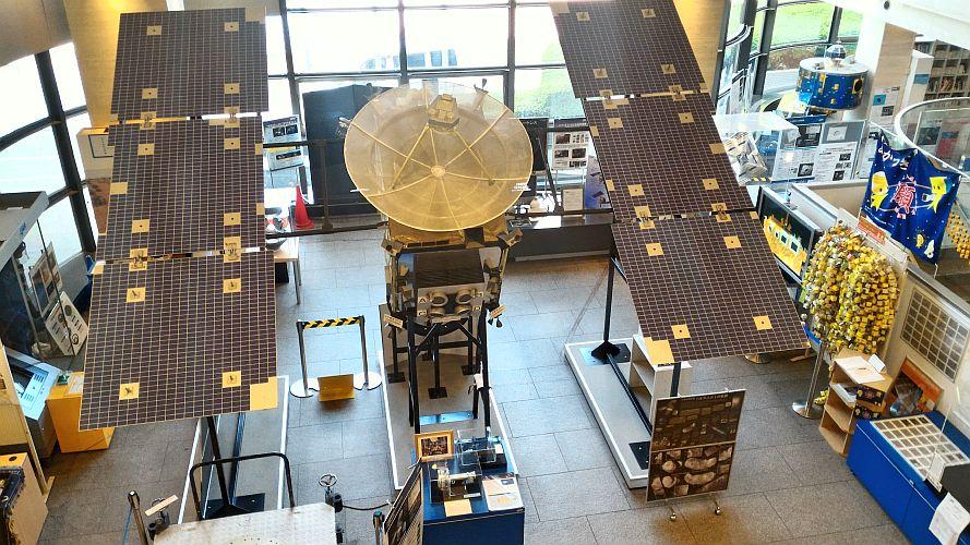 Experiența japoneză Sonda spațială Hayabusa