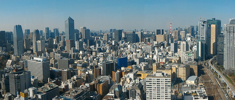 Experiența japoneza, Tokyo nord