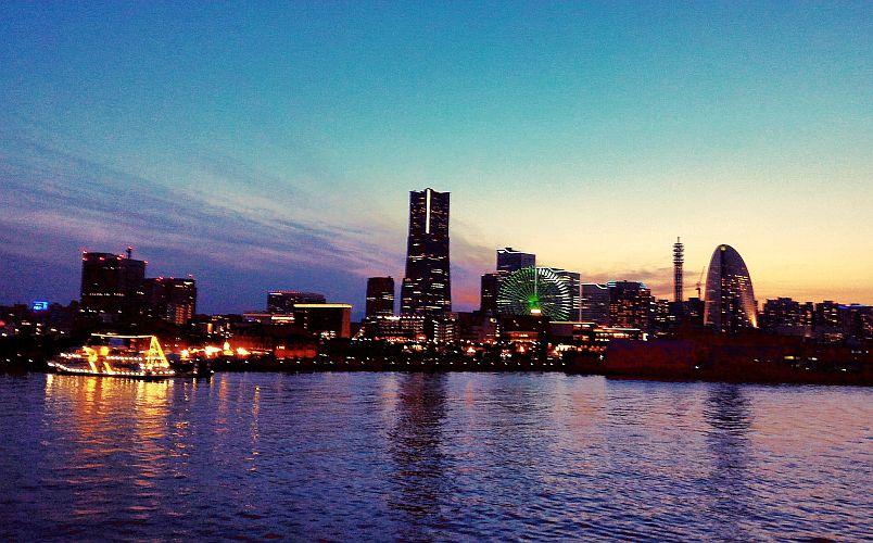 George Potrivitu, Yokohama