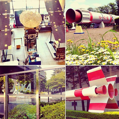 George-Cristian Potrivitu, experiența japoneză, Institutul de Științe Spațiale și Astronautice al Agenției Spațiale Japoneze, JAXA