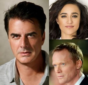 Manifesto serial Discovery 2017 in distributie Chris Noth, Paul Bettany Keisha Castle-Hughes. Foto: Discovery Channel