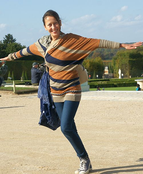 Miruna Tomescu, trainer Gimnastica Bothmer