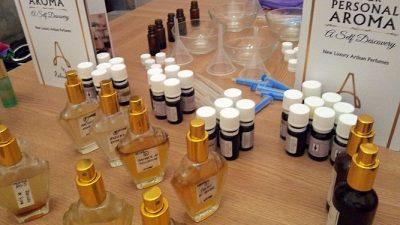Parfumierul Raluca Vasile te ajută să-ți creezi parfumul unic și personal