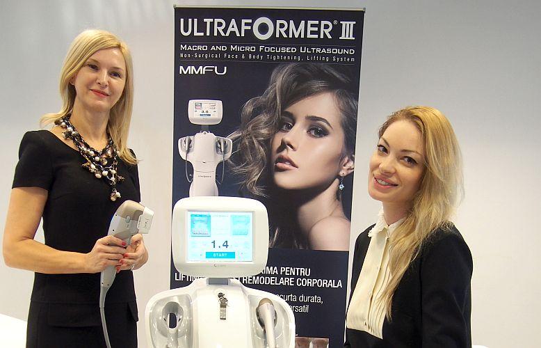 Ultraformer III și Scizer, Diana Baicu și Valentina Pelinel
